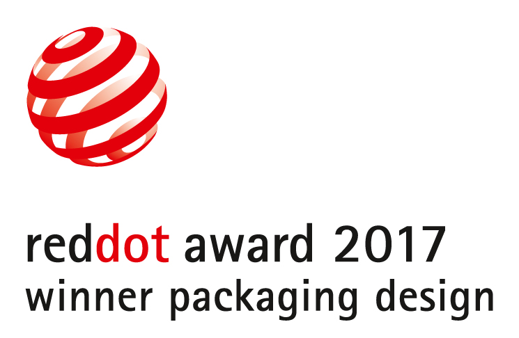 Reddot award 2017 wine packaging design spazio di paolo
