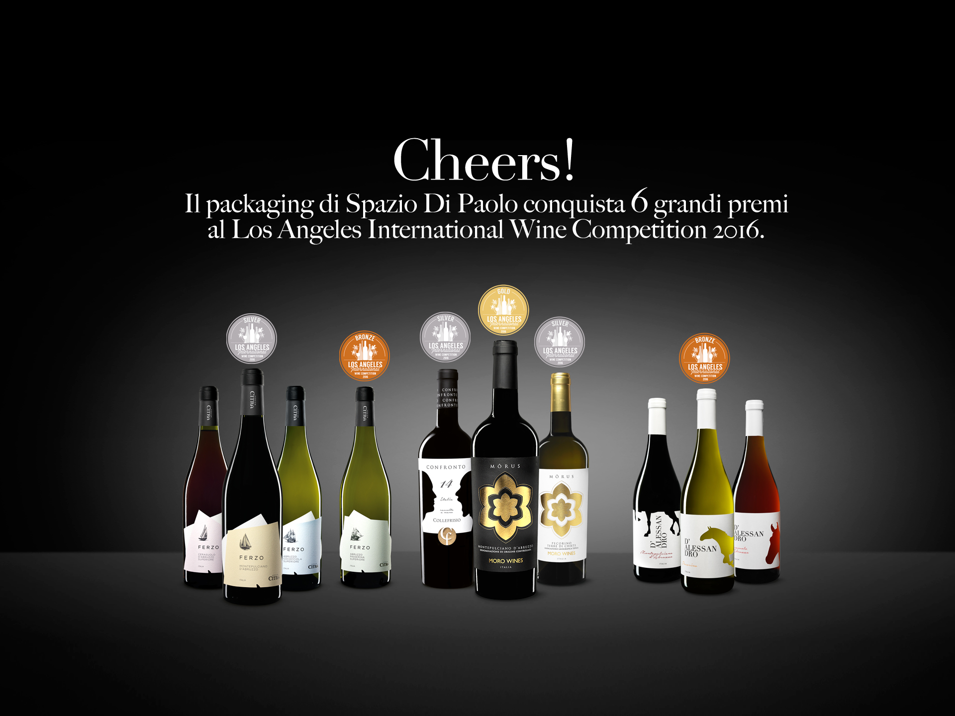 Spazio_di_paolo_packaging_wine_competition_los_angeles_ferzo_codice_citra_morus_moro_wines_confronto_collefrisio_vino_award
